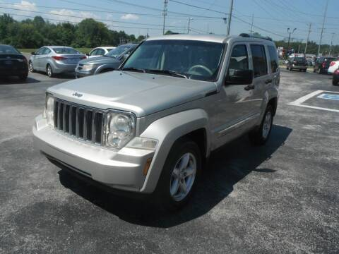 2008 Jeep Liberty for sale at Morelock Motors INC in Maryville TN