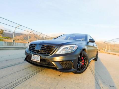 2014 Mercedes-Benz S-Class for sale at Milpas Motors in Santa Barbara CA