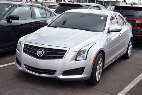 2013 Cadillac ATS for sale at BOB ROHRMAN FORT WAYNE TOYOTA in Fort Wayne IN