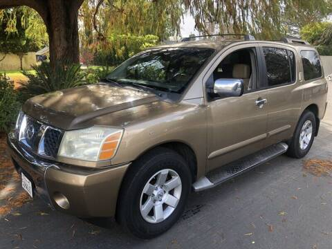 2004 Nissan Armada for sale at Boktor Motors in North Hollywood CA