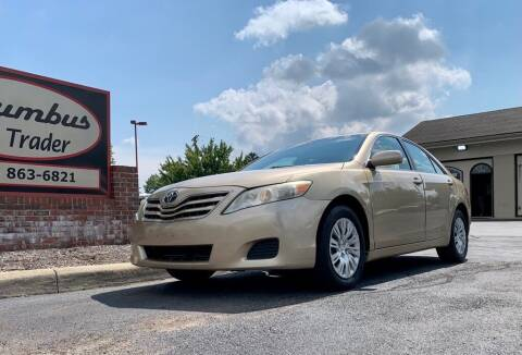 2011 Toyota Camry for sale at Columbus Car Trader in Reynoldsburg OH