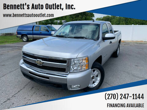 2010 Chevrolet Silverado 1500 for sale at Bennett's Auto Outlet, Inc. in Mayfield KY