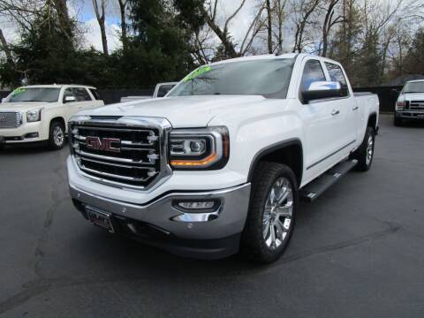 2017 GMC Sierra 1500 for sale at LULAY'S CAR CONNECTION in Salem OR