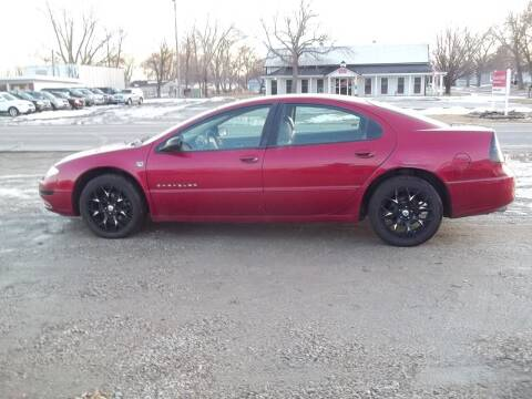 1999 Chrysler 300M for sale at BRETT SPAULDING SALES in Onawa IA