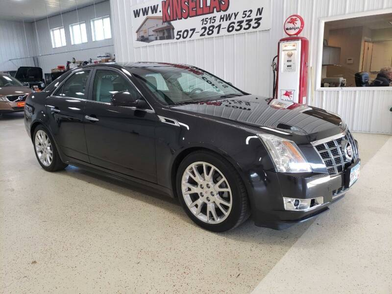 2013 Cadillac CTS for sale at Kinsellas Auto Sales in Rochester MN