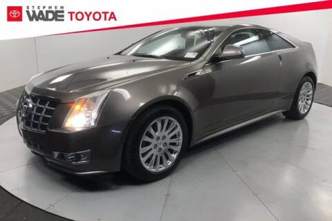 2012 Cadillac CTS for sale at Stephen Wade Pre-Owned Supercenter in Saint George UT