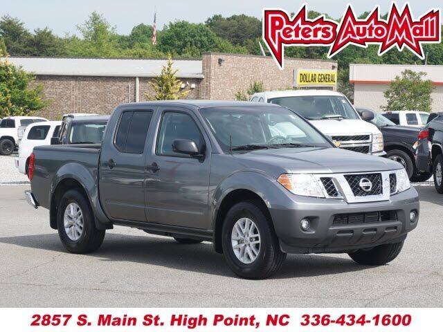 2019 Nissan Frontier for sale in High Point, NC