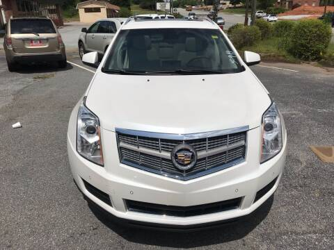 2011 Cadillac SRX for sale at ATLANTA AUTO WAY in Duluth GA