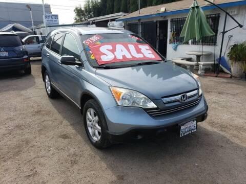 2007 Honda CR-V for sale at LR AUTO INC in Santa Ana CA