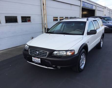 2003 Volvo XC70 for sale at My Three Sons Auto Sales in Sacramento CA