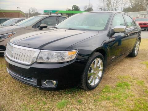 2009 Lincoln MKZ for sale at BRYANT AUTO SALES in Bryant AR