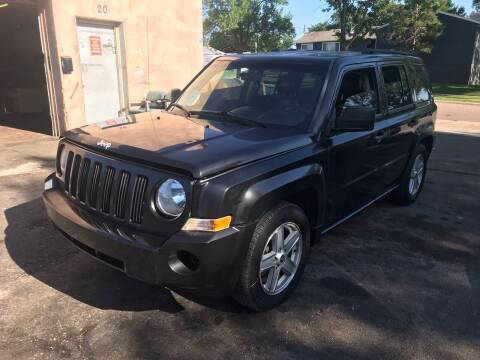 2010 Jeep Patriot for sale at New Stop Automotive Sales in Sioux Falls SD
