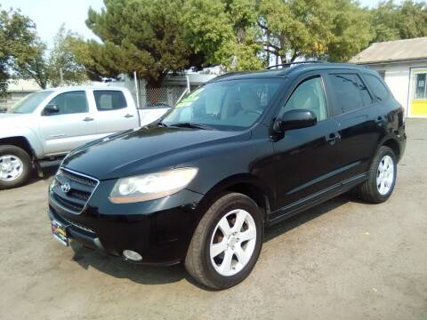 2007 Hyundai Santa Fe for sale at Larry's Auto Sales Inc. in Fresno CA