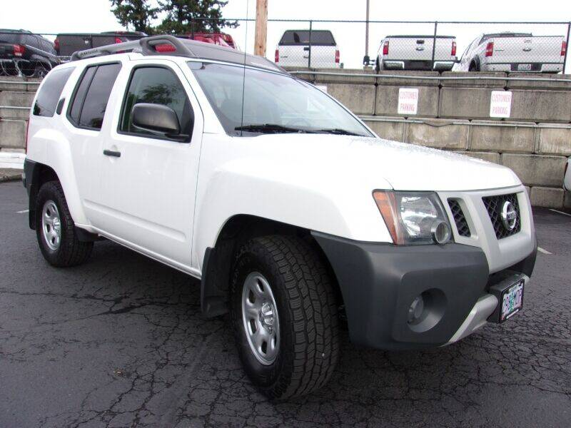 2010 Nissan Xterra for sale at Delta Auto Sales in Milwaukie OR