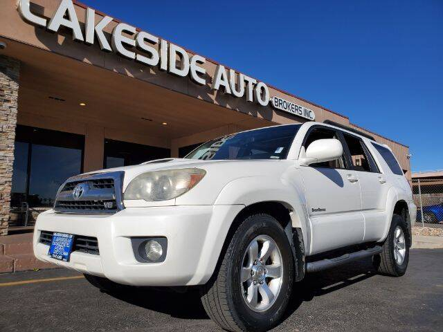 2006 Toyota 4Runner for sale at Lakeside Auto Brokers Inc. in Colorado Springs CO