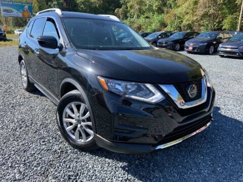 2019 Nissan Rogue for sale at A&M Auto Sales in Edgewood MD