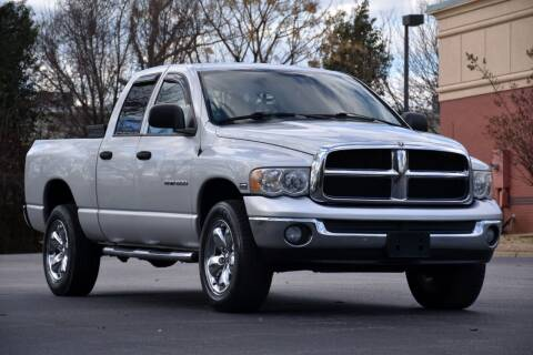 2005 Dodge Ram Pickup 1500 for sale at Wheel Deal Auto Sales LLC in Norfolk VA