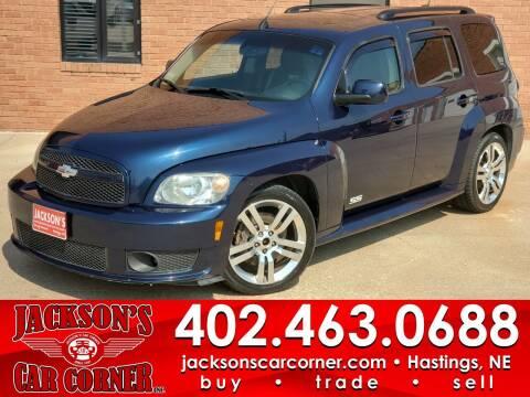 2009 Chevrolet HHR for sale at Jacksons Car Corner Inc in Hastings NE