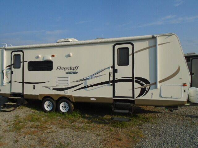 2011 Flagstaff 26 RKLS for sale at Lee RV Center in Monticello KY