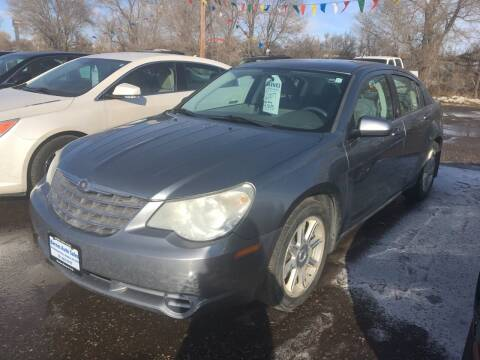 2007 Chrysler Sebring for sale at BARNES AUTO SALES in Mandan ND