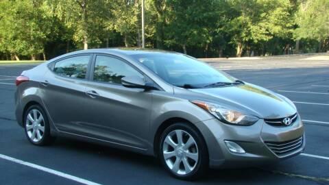 2013 Hyundai Elantra for sale at Red Rock Auto LLC in Oklahoma City OK