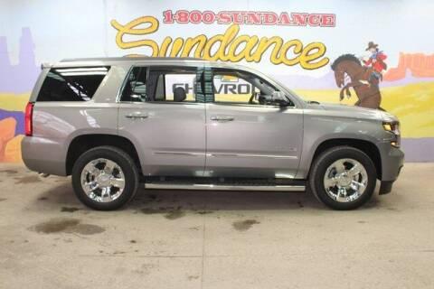 2018 Chevrolet Tahoe for sale at Sundance Chevrolet in Grand Ledge MI