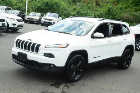 2016 Jeep Cherokee for sale at Automall Collection in Peabody MA