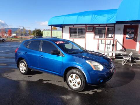 2009 Nissan Rogue for sale at Jim's Cars by Priced-Rite Auto Sales in Missoula MT