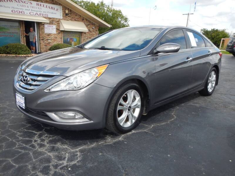 2012 Hyundai Sonata for sale at Browning's Reliable Cars & Trucks in Wichita Falls TX