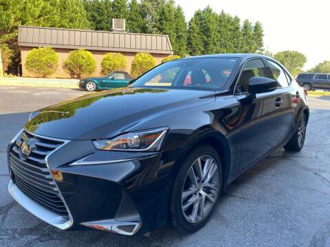 2020 Lexus IS 300 for sale at Viewmont Auto Sales in Hickory NC