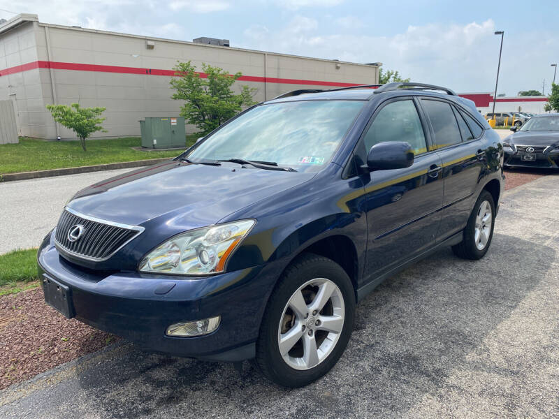 2007 Lexus RX 350 for sale at McNamara Auto Sales - Kenneth Road Lot in York PA