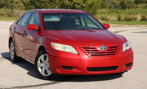 2008 Toyota Camry for sale at Big O Auto LLC in Omaha NE