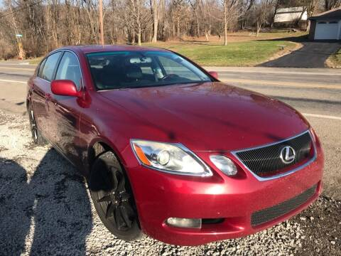 2007 Lexus GS 350 for sale at Trocci's Auto Sales in West Pittsburg PA