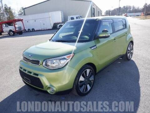 2015 Kia Soul for sale at London Auto Sales LLC in London KY