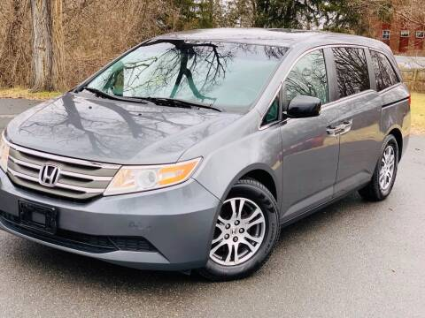 2011 Honda Odyssey for sale at Y&H Auto Planet in West Sand Lake NY
