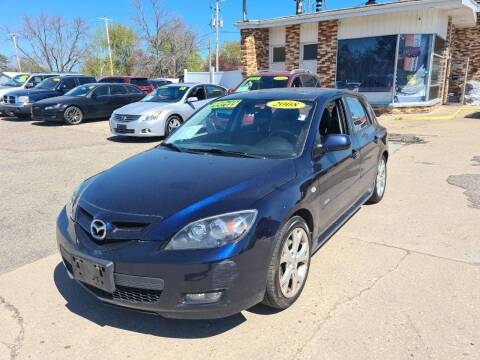 2008 Mazda MAZDA3 for sale at River Motors in Portage WI
