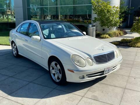 2006 Mercedes-Benz E-Class for sale at Top Motors in San Jose CA