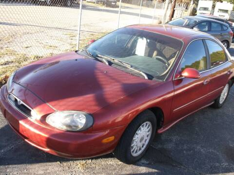 1997 Mercury Sable for sale at M & N CARRAL in Osceola IN