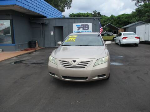 2007 Toyota Camry for sale at AUTO BROKERS OF ORLANDO in Orlando FL