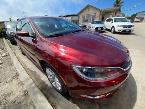 2016 Chrysler 200 for sale at HEILAND AUTO SALES in Oceano CA