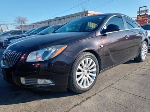 2011 Buick Regal for sale at Auto Plaza in Irving TX