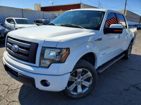 2013 Ford F-150 for sale at Auto Center Of Las Vegas in Las Vegas NV