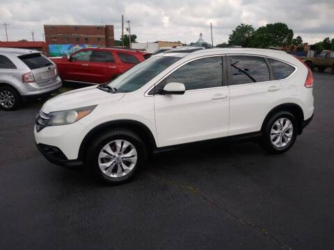 2013 Honda CR-V for sale at Big Boys Auto Sales in Russellville KY