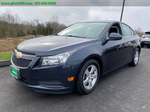 2014 Chevrolet Cruze for sale at Green Light Auto Sales LLC in Bethany CT