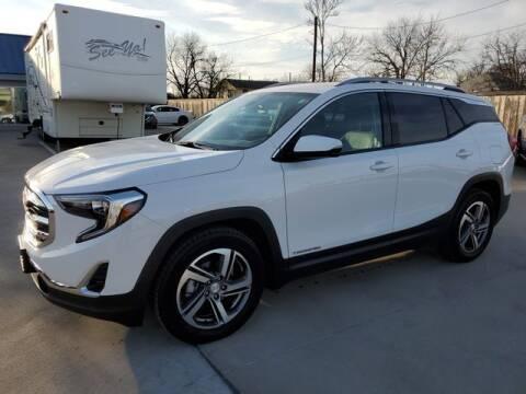 2020 GMC Terrain for sale at Kell Auto Sales, Inc - Grace Street in Wichita Falls TX