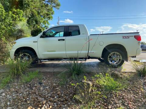2007 Toyota Tundra for sale at Texas Truck Sales in Dickinson TX