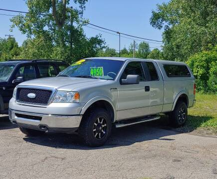 2007 Ford F-150 for sale at Superior Motors in Mount Morris MI