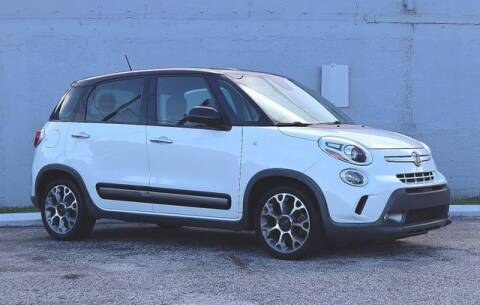 2014 FIAT 500L for sale at No 1 Auto Sales in Hollywood FL