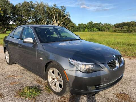 2010 BMW 5 Series for sale at Auto Export Pro Inc. in Orlando FL