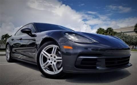 2018 Porsche Panamera for sale at Progressive Motors in Pompano Beach FL